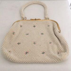 Handbags - Vintage sixties Pearl Purse